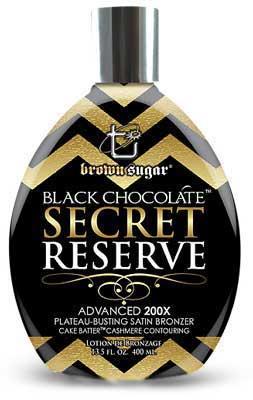 Tan Inc. Brown Sugar  Black Chocolate Secret Reserve 200X Bronzer