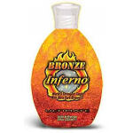 Ultimate Bronze Inferno Hot Tingle Bronzer Lotion