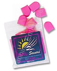 Nail Savers protect your manicure