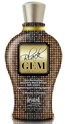 Devoted Creations BLACK GEM Illuminating Bronzer - 12.25 oz.