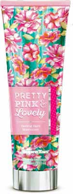 Supre PRETTY PINK AND LOVELY Tanning Lotion - 8.5 oz