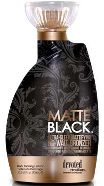 Devoted Creations Matte Black