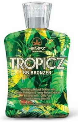 TROPIZ by Hempz Natural Bronzer by Supre -13.5 oz.