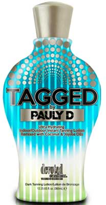 Pauly D TAGGED Ultra Hydrating and Darkening - 12.25 oz.