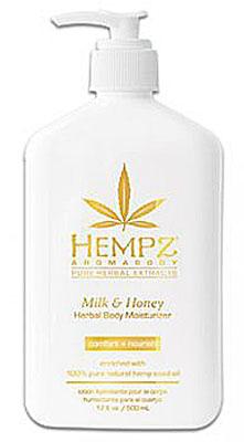 Hempz by Supre Milk & Honey Moisturizer