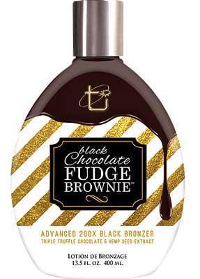 BLACK CHOCOLATE FUDGE BROWNIE 200 X - 13.5 oz.