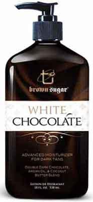 WHITE CHOCOLATE by Brown Sugar Moisturizer - 18.0 oz