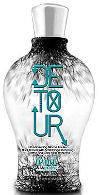 Devoted Creations Detour Black Bronzer Tanning Lotion