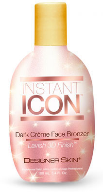 Designer Skin Icon Face Tanning Lotion