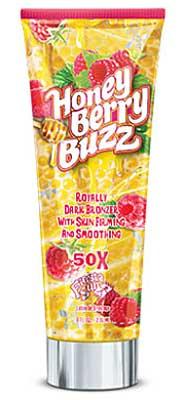 Fiesta Sun HONEY BERRY BUZZ Dark Bronzer - 8.0 oz.