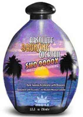 Most ABSOLUTE BRONZING COCKTAIL -13.5 oz.