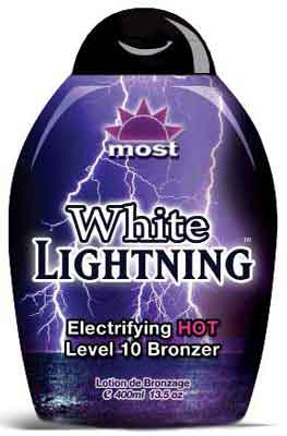 WHITE LIGHTING by Most Tingle Bronzer - 13.5 oz.