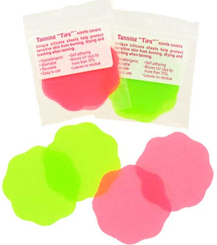Tanning Tip Covers