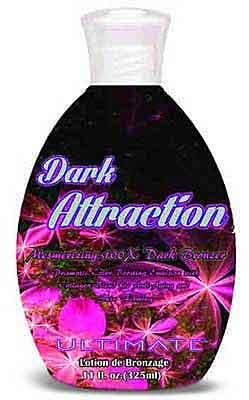 Ultimate DARK ATTRACTION 100 X Dark Tanning Bronzer - 11.oz.