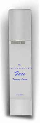 Ultimate FACE Facial Accelerator tanning lotion - 2 oz.