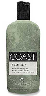 California Tan Coast Optimizer Step 2  - 8.0 oz.