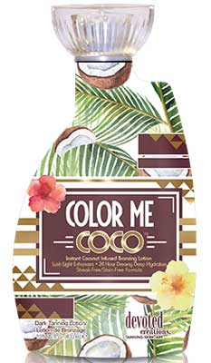 Devoted Creations Color Me Coco streak free Bronzer - 13.5 oz.
