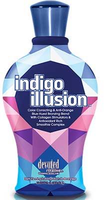 Devoted Creations Indigo Illusion Anti-Orange Blue Hued Bronzer - 12.25 oz