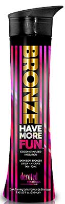 Devoted Creations Bronze Have More Fun - 8.45 oz.