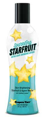 Supre Tan Sparkling Starfruit Ultra Dark Bronzer - 8.0 oz.