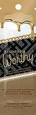 Designer Skin WORSHIP WORTHY  7X - Sample, Packet