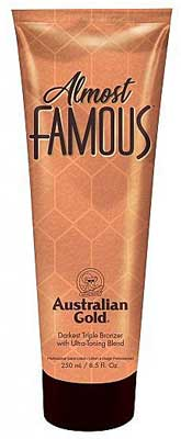 Australian Gold Almost Famous Tripple Bronzer - 8.5 oz.