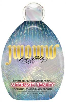 Jwoww ALTERNATE REALITY Black Bronzer - 13.5 oz.