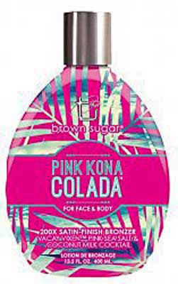 PINK KONA COLANDA Satin Finish Bronzer by Brown Sugar -13.5 oz.