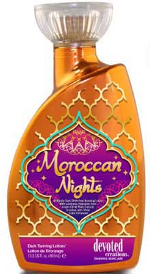Moroccan Nights by Devoted Creations Dark DHA-Free - 13.5 oz.