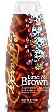 BUTTER ME BROWN by Ed Hardy natural bronzers - 10.0 oz.