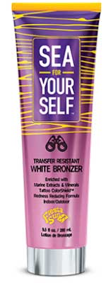 SEA FOR YOURSELF by Fiesta Sun White Bronzer - 8 oz.