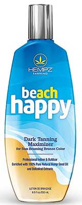 hempz by supre beach happy