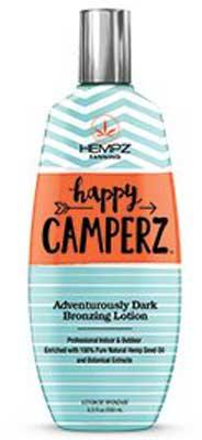 Supre Hempz HAPPY CAMPERZ Dark Bronzer - 8.5 oz