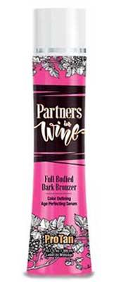 Pro Tan PARTNERS IN WINE Dark Bronzer - 9.0 oz