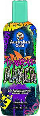 Australian Gold TROUBLE MAKER 25 X Tanning Bronzer - 8.5 oz.