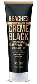 Pro Tan BEACHES AND CREAM Black Bronzer - 8.0 oz.