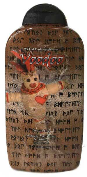 Ultimate Fixation VOODOO Wicked Dark Accelerator - 13.5 oz.