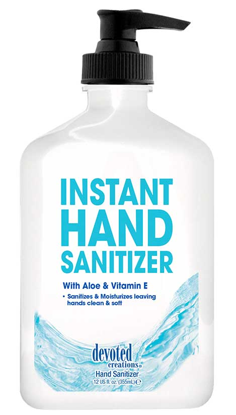 Hand Sanitizer Devoted Creatons 12.oz.