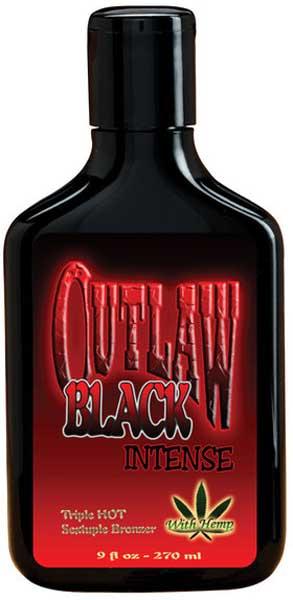 Hoss Sauce OUTLAW BLACK Tingle Bronzer - 9.0 oz.