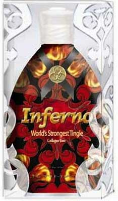 Ultimate Inferno World's Strongest Tingle Tanning Lotion