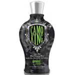 Devoted Creations CAMO KING Black Bronzer tan lotion - 12.25 oz.