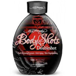 BODY SHOTS DOUBLESHOT by Ed Hardy Tingle Bronzer -13.5 oz..