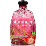 Squeeze Strawberry Champagne Tanning Lotion