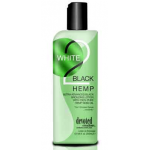 Devoted Creations WHITE 2 BLACK HEMP Dark Bronzer - 8.5 oz.