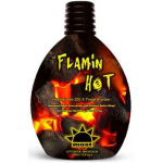 FLAMING HOT by Most Insanely Hot 200 X Tanning Product - 13.5 oz.