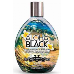 ALOHA BLACK 200 X by Tan Asz U Tanning Lotion  - 13.5 oz.